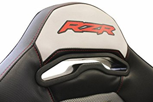 Polaris RZR Harness Seat Pass through kit