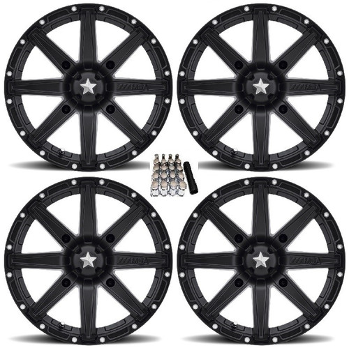 MSA M33 CLUTCH UTV WHEELS (4)
