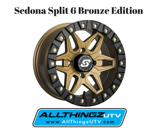 Sedona Split 6 Bronze Edition