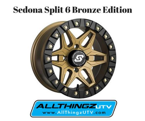 Sedona Split 6 Bronze Edition