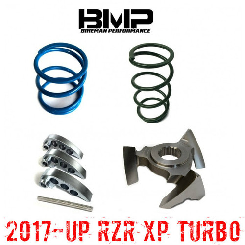 2017-UP RZR XP TURBO STAGE 2 CLUTCH KIT