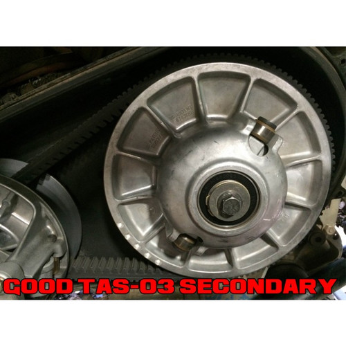 2015 ONLY RZR 900 STAGE 2 CLUTCH KIT