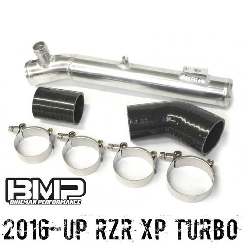 BMP 2016-UP RZR XP TURBO CHARGE TUBE KIT