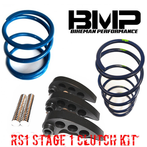 BMP RZR RS1 Stage 1 Clutch Kit  BMP RZR RS1 STAGE 1 CLUTCH KIT