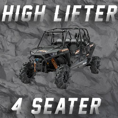 4 SEAT RZR HIGH LIFTER TENDER SPRING SWAP KIT