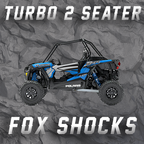 Rzr Turbo 4 Seater Walker Evans Tender Spring Swap Kit