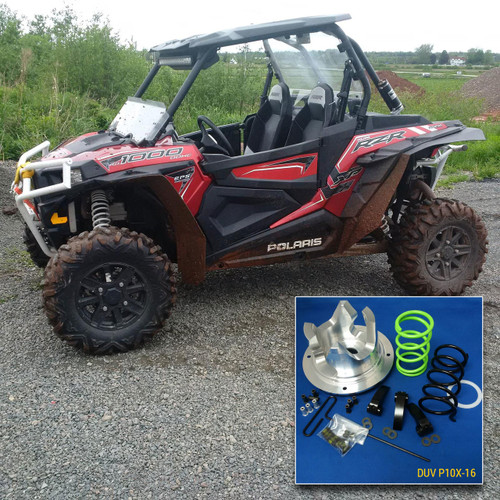2016 RZR 1000 XP DALTON CLUTCH KIT