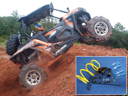 2016 RZR XP Turbo (Two seat version*) -Stock or oversized tires DALTON CLUTCH KIT