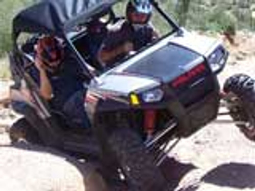 "2008-09 Polaris 800cc RZR and RZR ""S"""