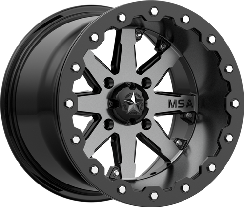 MSA WHEEL DEAL 4+3 WITH FREE AXLE