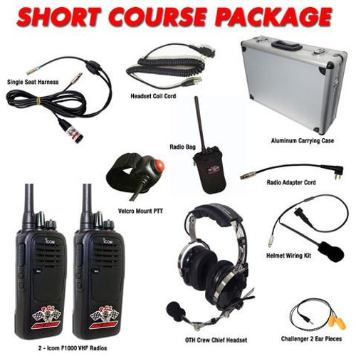 SHORT COURSE F1000 PACKAGE