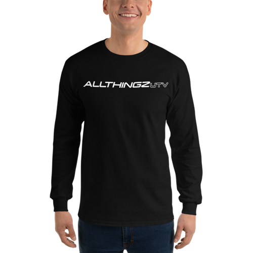 Mens All Thingz UTV Long Sleeve Shirt