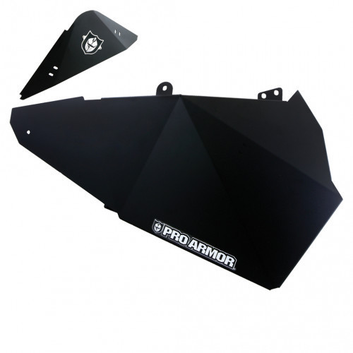 LOWER DOOR INSERTS- RZR 900S 900XC 1000S