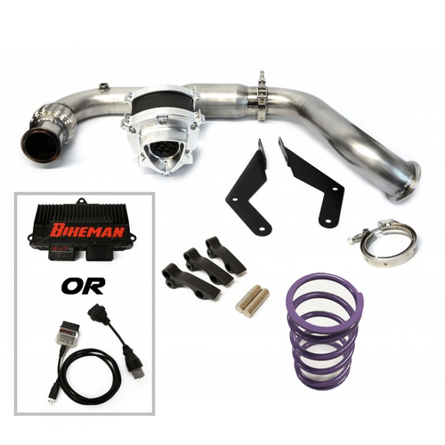 BIKEMAN Performance  '17-UP CAN-AM MAVERICK X3 BOLT-ON PERFORMER KIT