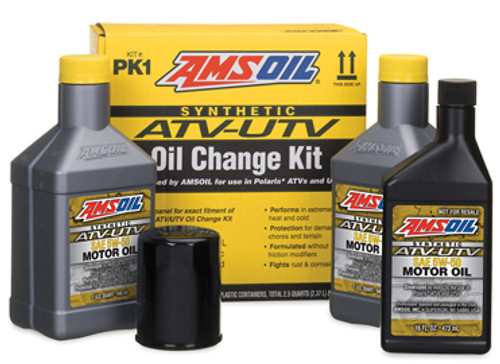 AMSOIL ATV/UTV Kits ALL Polaris RZR Models