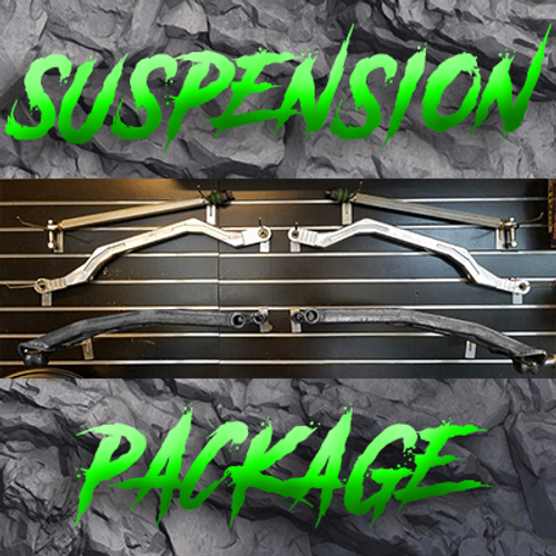 ULTIMATE TRAIL SUSPENSION PACKAGE