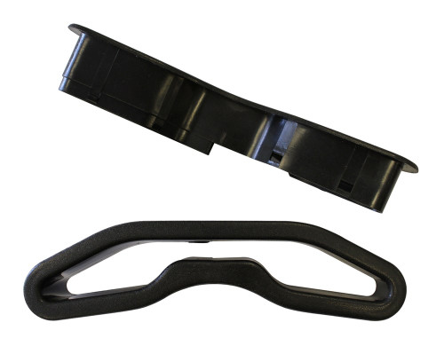 UTV Harness Pass-Through Bezel