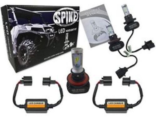 Spike LED Replacement Bulb Kit with filters (Polaris vehicles)