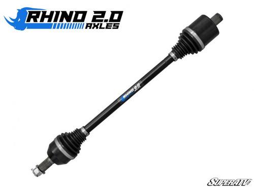 Polaris RZR XP Turbo S Heavy Duty Rear Axles - Rhino 2.0