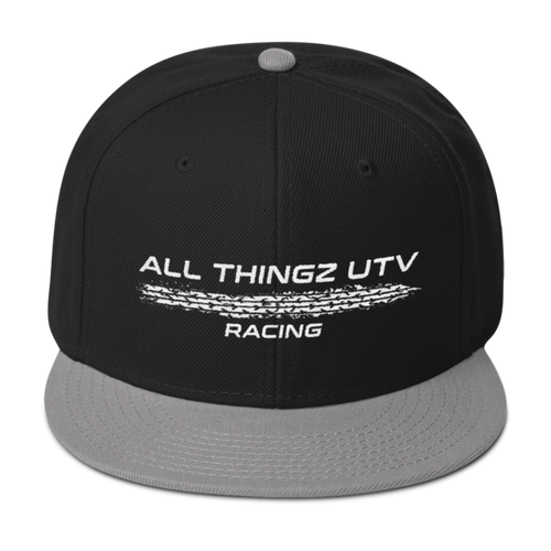 ATU Racing Snapback Hat