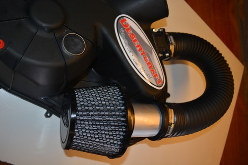 CVT Blaster II CLUTCH BELT FAN