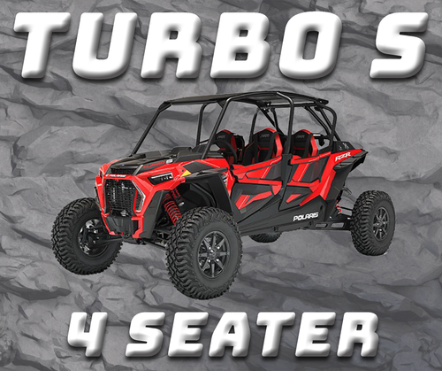 TURBO S 4 SEATER TENDER SPRING SWAP KIT