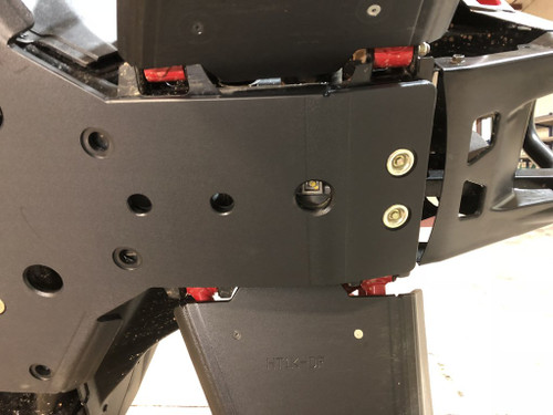 Trail Armor Honda Talon 1000R and 1000X Full Skids with Integrated Side Skid Plates 2019+