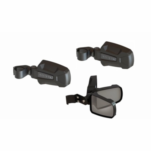 Seizmik Pursuit Aluminum Break Away Side Mirrors