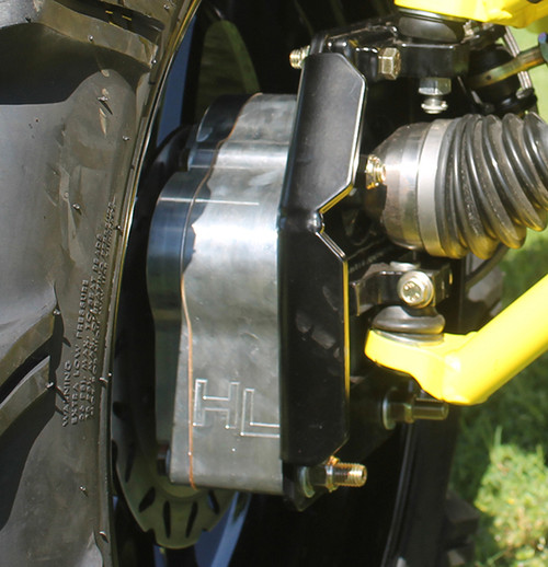 Polaris RZR  Portal Gear Lift by Highlifter
