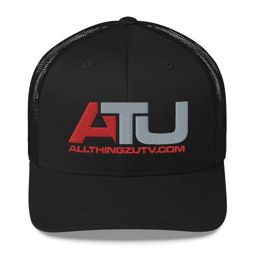 ATU Block Logo Trucker Cap