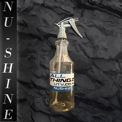 NU-SHINE SILICONE SPRAY