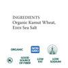 Kamut® Udon, Organic