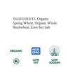 Soba, Organic