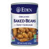 Baked Beans with Sorghum & Mustard, organic