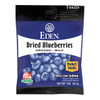 Dried Wild Blueberries, Organic Pocket Snacks - 1 oz