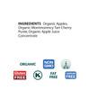 Apple Cherry Butter Spread, Organic