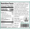 Safflower Oil - High Oleic, Organic - 16 fl oz