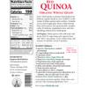 Red Quinoa, Organic - 16 oz