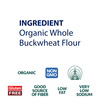 Soba, 100% Buckwheat, Organic