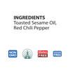Hot Pepper Sesame Oil - 5 fl oz