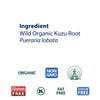 Kuzu Root Starch, Organic