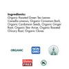 Hojicha Chai Roasted Green Tea, Organic