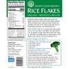 Brown Rice Flakes, Organic