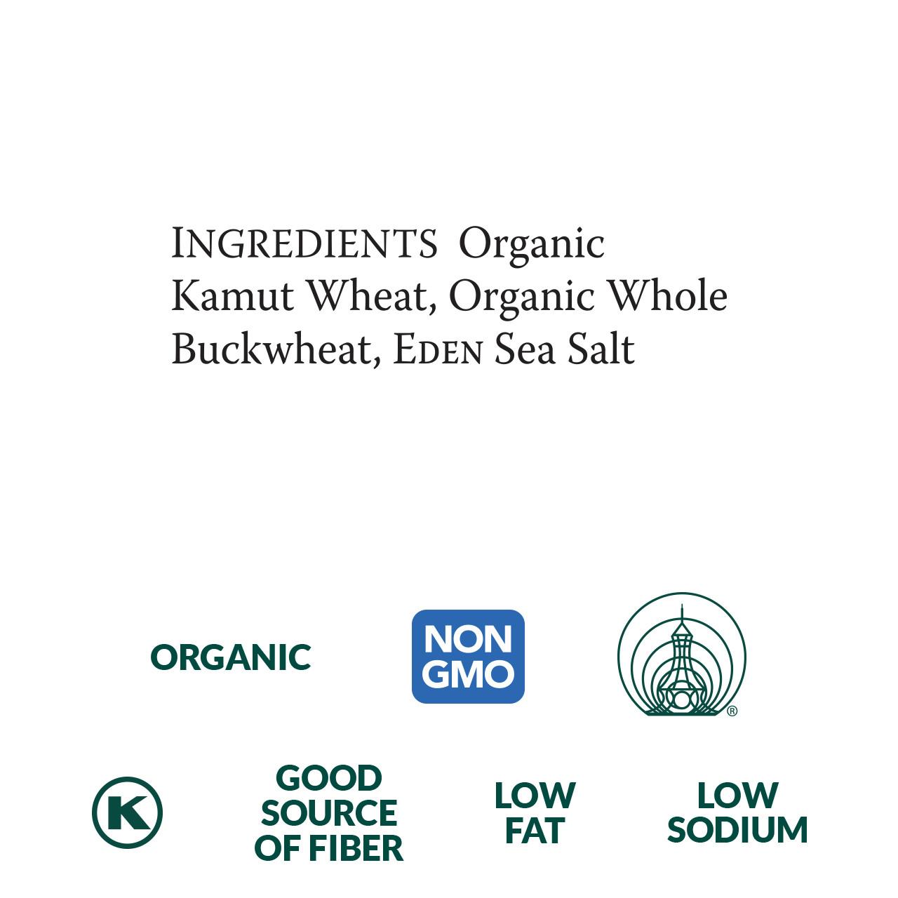 Kamut® Soba, Organic