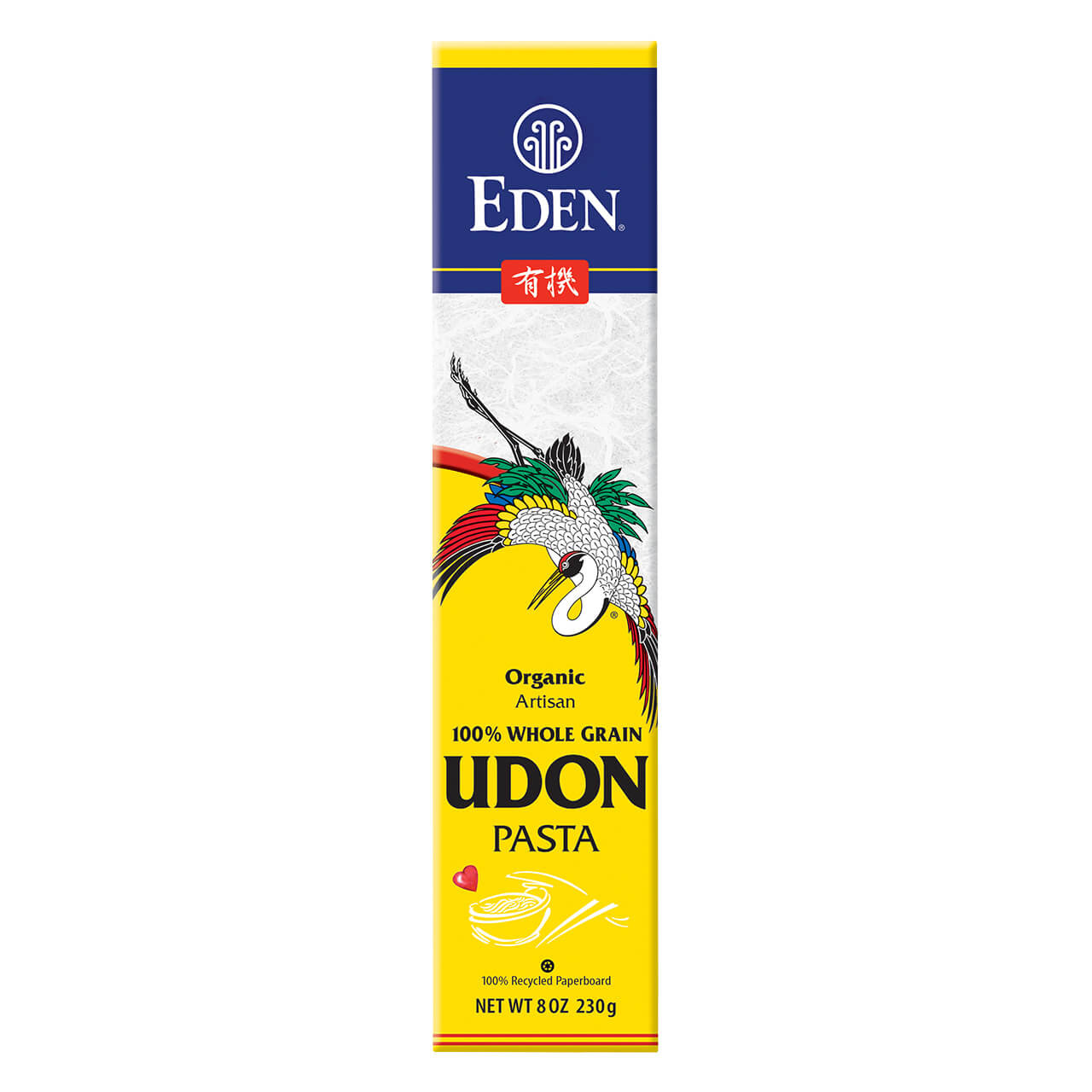 Udon, Organic, 100% Whole Grain