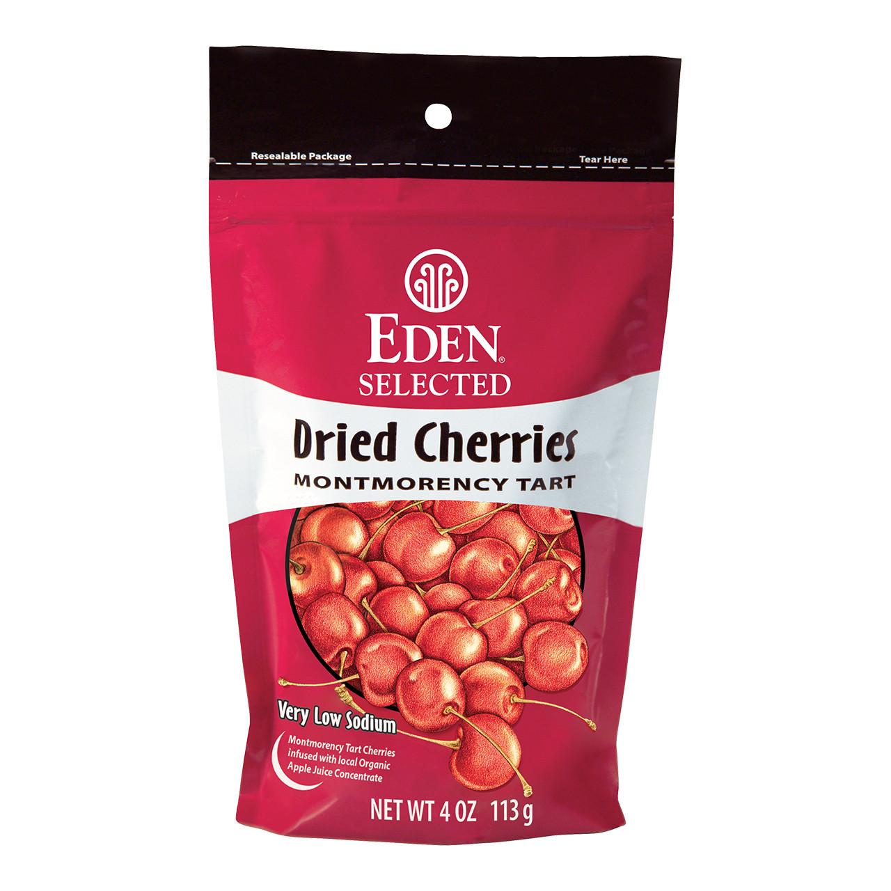 Dried Montmorency Cherries - 4 oz