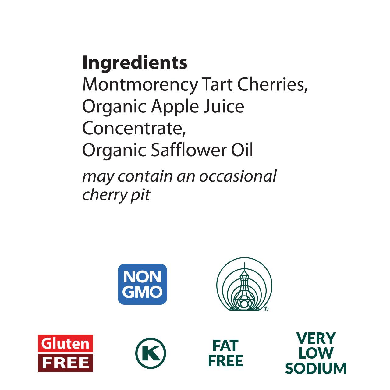 Dried Montmorency Cherries Pocket Snacks - 1 oz