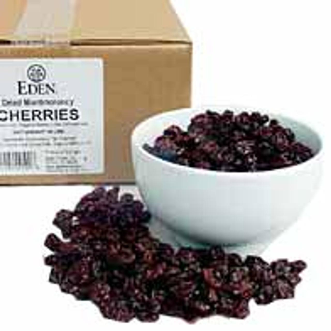 Dried Montmorency Cherries - 10 lb