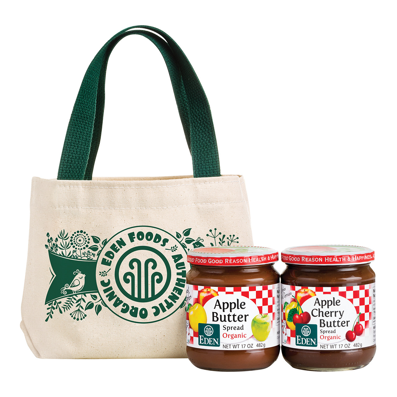 Apple Butter Tote