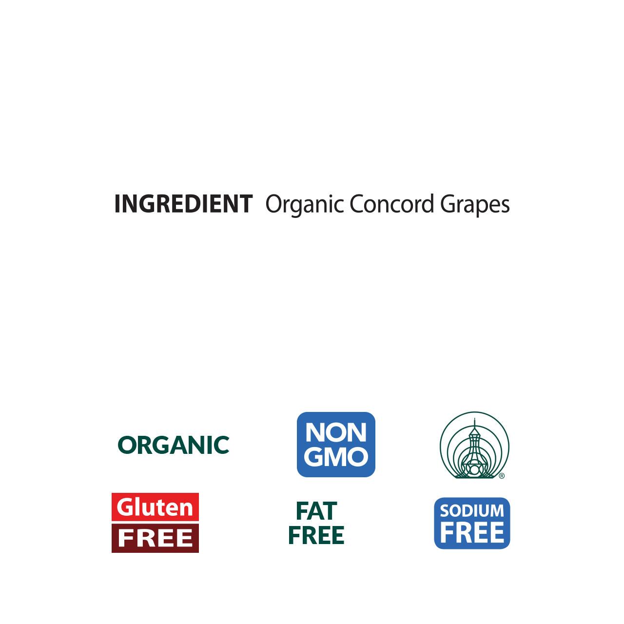Grape Butter Spread, Organic